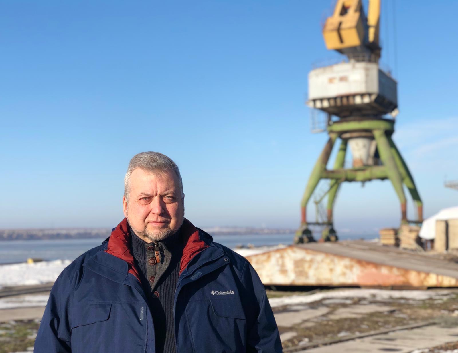 Назначен новый генеральный директор Судостроительного завода «Океан»