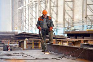 На суднобудівному заводі «Океан» розпочато роботи з ремонту сухого доку, Морські бізнес-новини України